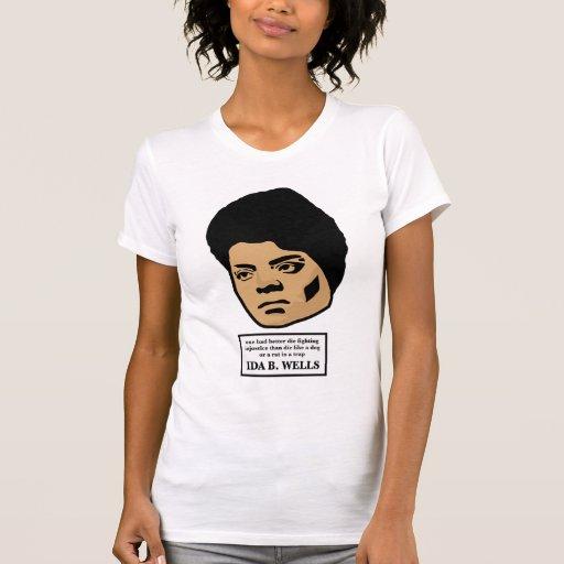 Ida B. Wells Camiseta