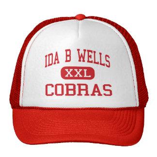 Ida B Wells - Cobras - High - San Francisco Trucker Hat