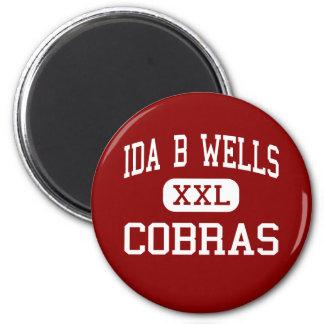 Ida B Wells - Cobras - High - San Francisco Magnet