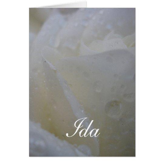 Ida Card
