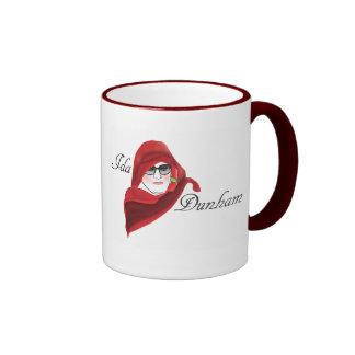 Ida for a Cuppa Joe Ringer Coffee Mug