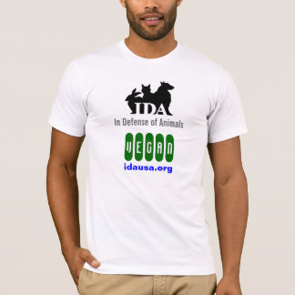 IDA Vegan (Light Version) T-Shirt