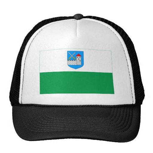 Ida-Viru Flag Trucker Hats