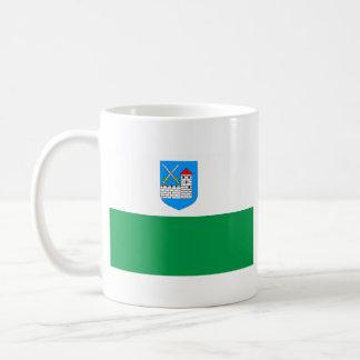 Ida Virumaa, Estonia Classic White Coffee Mug