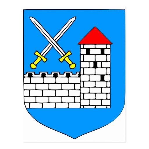 Ida Virumaa, Estonia Postal