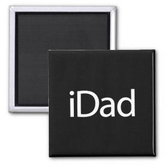 IDad 2 Inch Square Magnet