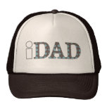 iDad Father's Day Gift Ideas Trucker Hat