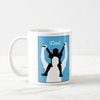 iDad Funny Father's Day Mug