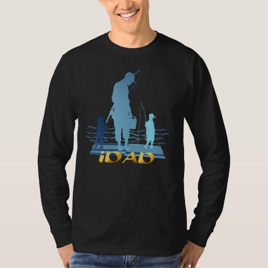 iDAD in gold T-Shirt