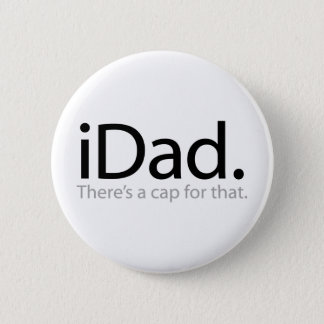 iDad Pinback Button