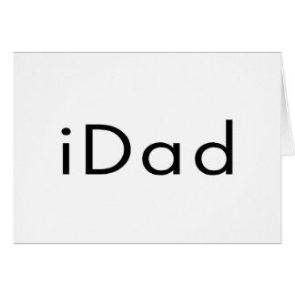 iDad Felicitación
