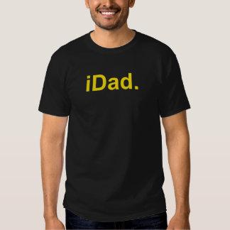 iDad (yellow) T Shirt