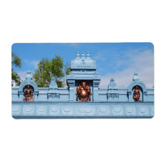 Idagunji Shree Ganesha Etiquetas De Envío