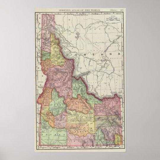 Idaho 4 poster
