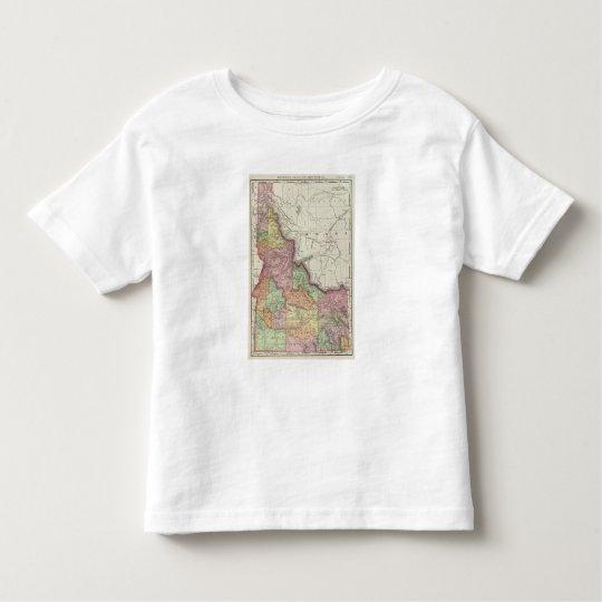 Idaho 4 toddler t-shirt