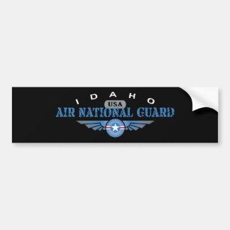Idaho Air National Guard - USA Bumper Sticker