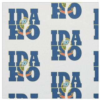 Idaho American state flag Fabric
