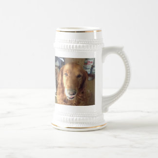 Idaho And Rocky Beer Stein