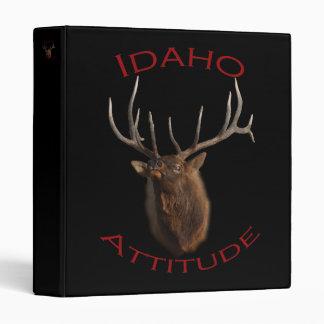 Idaho Attitude 3 Ring Binder