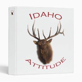 Idaho Attitude Binder