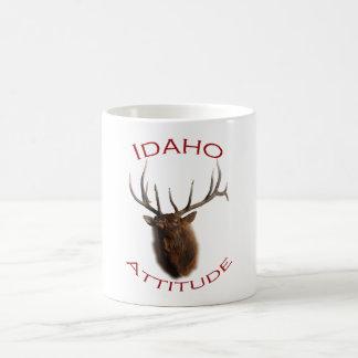 Idaho Attitude Classic White Coffee Mug