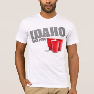 Idaho Beer Pong T-Shirt