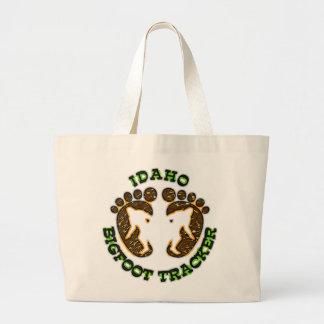 Idaho Bigfoot Tracker Canvas Bag