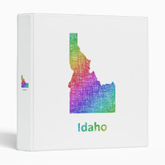 Idaho Binder