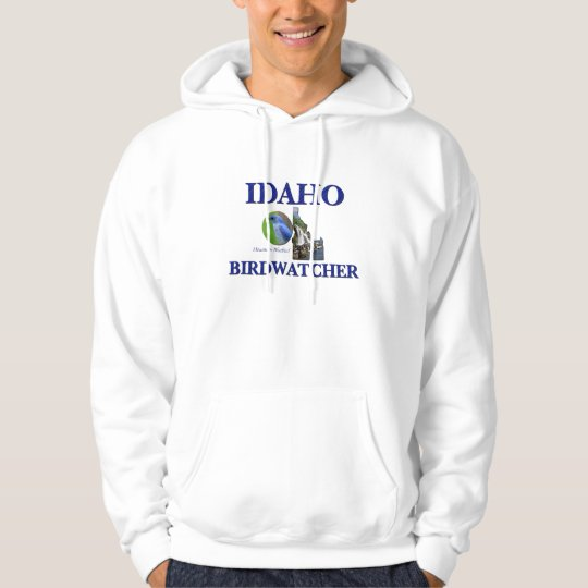 Idaho Birdwatcher Sudadera