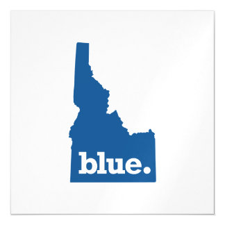 IDAHO BLUE STATE MAGNETIC CARD