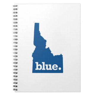 IDAHO BLUE STATE NOTEBOOK
