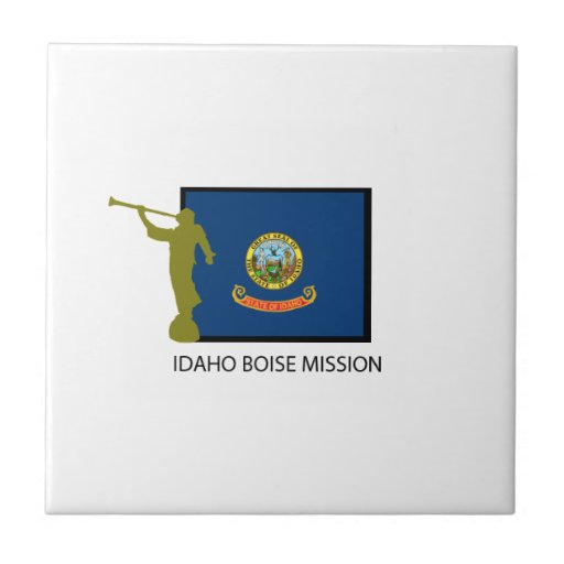 IDAHO BOISE MISSION LDS CTR SMALL SQUARE TILE