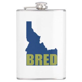 Idaho Bred Flask