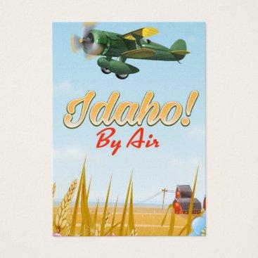 USA Themed Idaho! By air Business Card