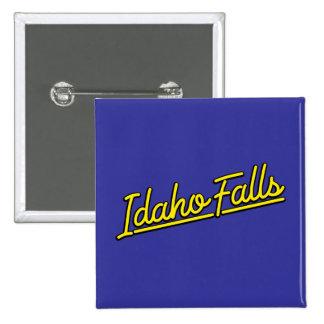 Idaho cae en amarillo pins