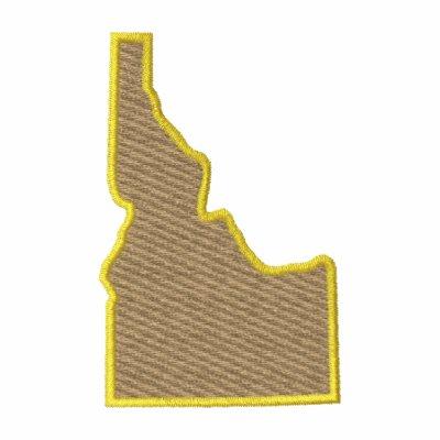Idaho Camiseta Polo Bordada