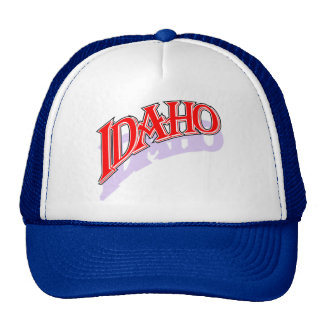 Idaho caps cap trucker hat