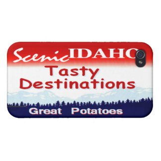IDAHO CASE FOR iPhone 4