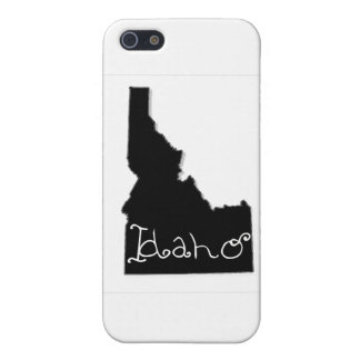 Idaho Case For iPhone SE/5/5s