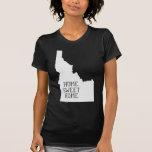 Idaho casero dulce casero camiseta