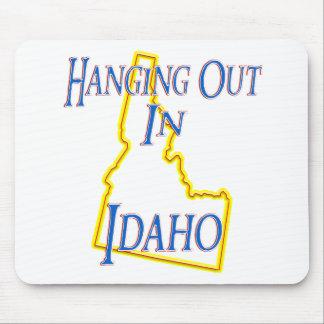 Idaho - colgando hacia fuera tapete de raton