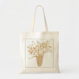 Idaho Corn Budget Tote Bag