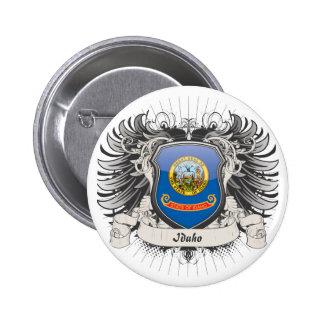 Idaho Crest Buttons