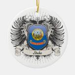 Idaho Crest Christmas Ornaments