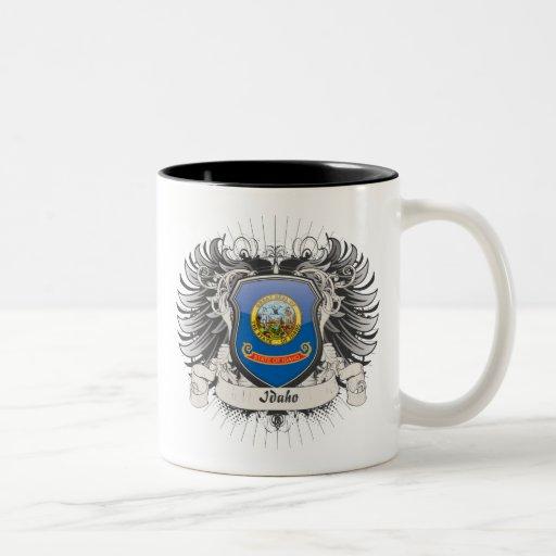 Idaho Crest Coffee Mugs