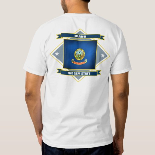 Idaho Diamond T Shirt