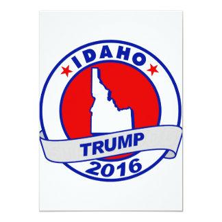 """Idaho Donald Trump 2016.png Invitación 5"""" X 7"""""""