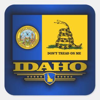 Idaho (DTOM) Square Stickers