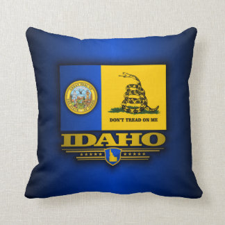 Idaho (DTOM) Throw Pillow