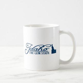 Idaho (estado el mío) taza